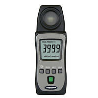 Люксметр для вимірювання потужності ультрафіолетового випромінювання UVAB TENMARS TM-213