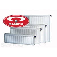 Стальной радиатор Sanica 22 тип 300х1100