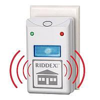 Электронный отпугиватель грызунов Riddex Pest Repelling Aid White (2_000555)