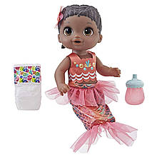 Лялька Hasbro Baby Alive Малятко-русалка брюнетка