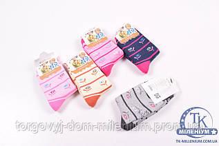 Носки для девочки махровые  Aura Via размеры 24-35 GV707