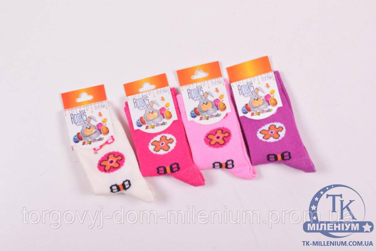 Носочки для девочки всесезонные Apeks (возраст от 1-2 лет) 219336