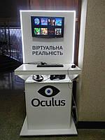 Продам действующий бизнес. Oculus rift DK2 + Leaf motion Аттракцион!!!