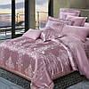 Комплект постельного белья Руно™ 175х215см SJ-020 Сатин-жаккард