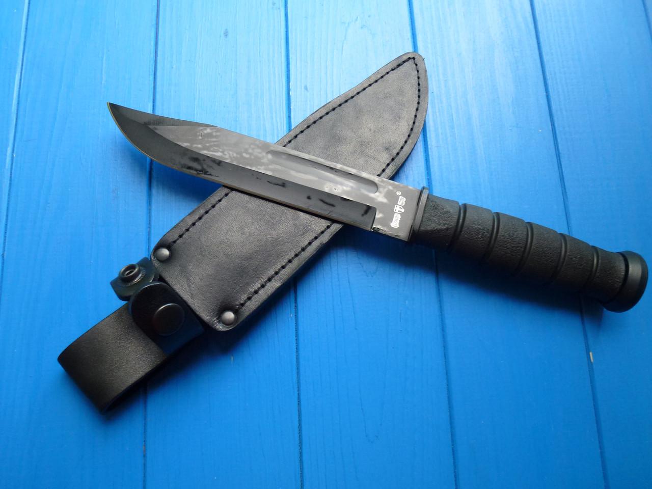 Нож  тактический нескладной император