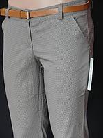 Стильные девичьи брюки больших размеров