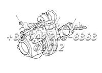 Турбонаддув двигуна 1104C-44T, RG38101 G1-20-1, фото 1