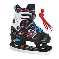 Детские раздвижные коньки Tempish RS VERSO ICE (AS)