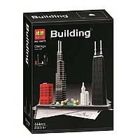 Конструктор BELA Building Чикаго 10677 (45368)