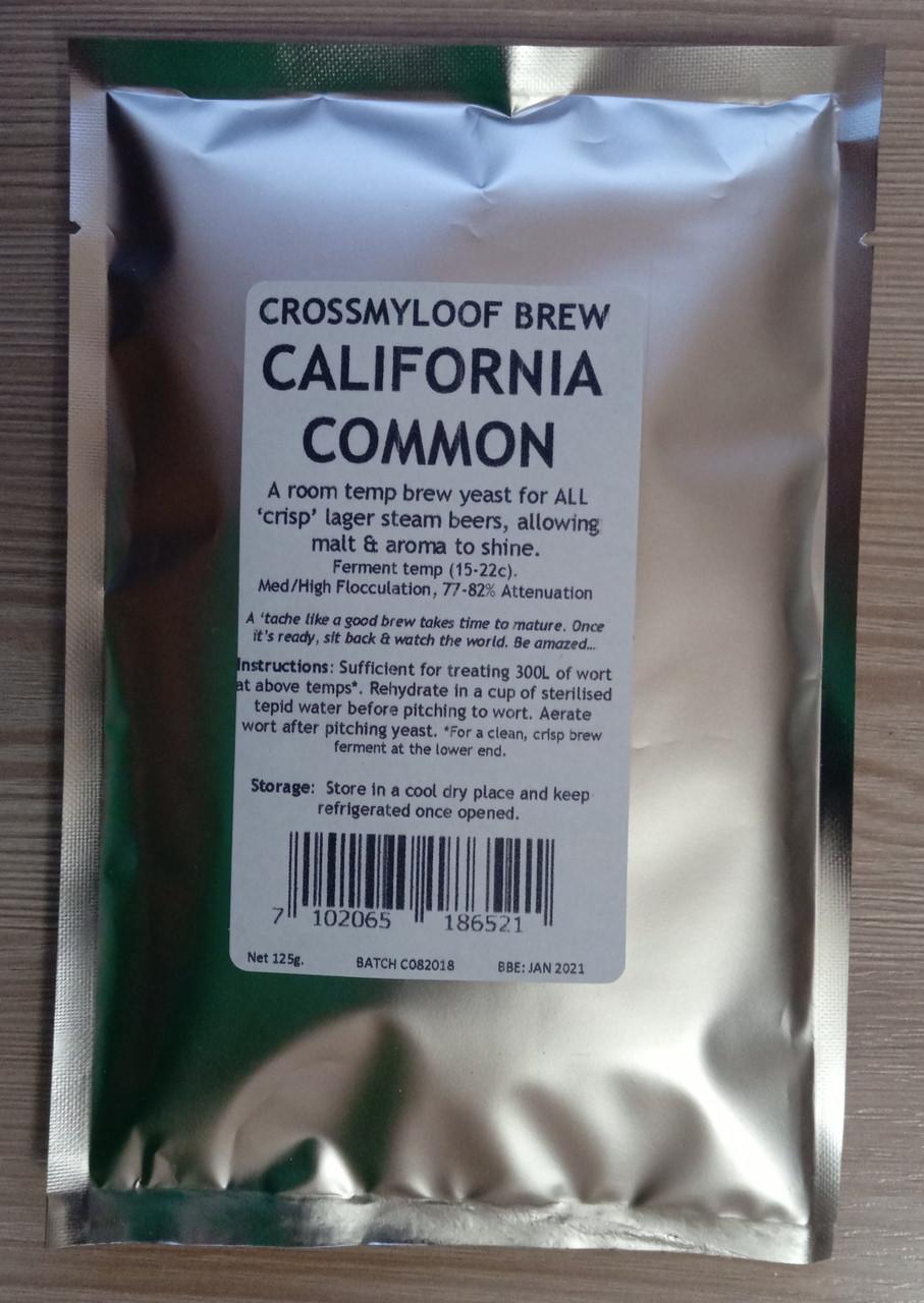 Пивные дрожжи California Common (CML) - 125g