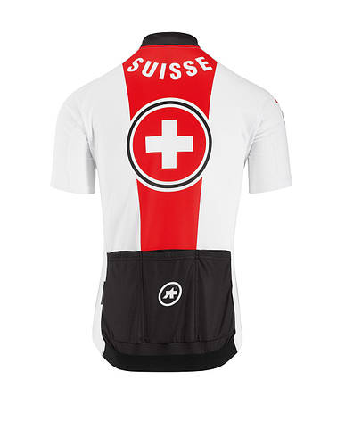 Веломайка ASSOS літо Collaborations_Suisse Fed SS короткий рукав L, фото 2