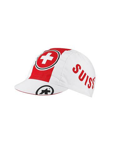 Шапка ASSOS літо Collaborations_Suisse Fed Cap (48-53 см), фото 2