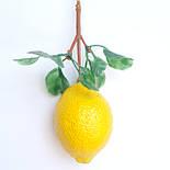 Ветка лимон 13 см, фото 2