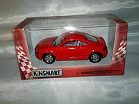 Машинка KINSMART AUDI TT COUPE 1:32  (KT 5016 W), 4 цвета., фото 1