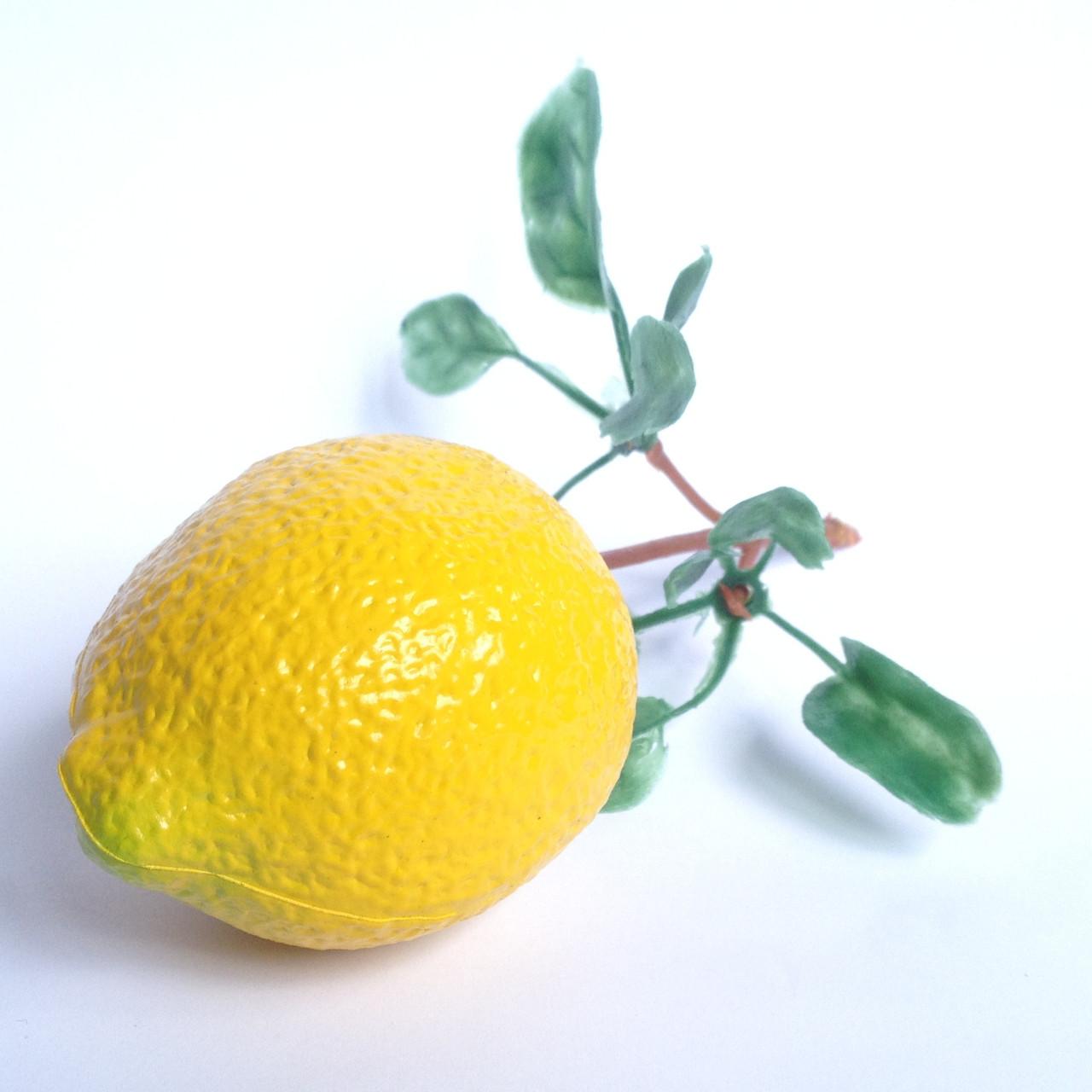 Ветка лимон 13 см