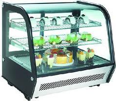 Вітрина холодильна EWT INOX RTW-120L