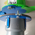 Растариватель биг-бэгов: Клапан дозатор з гнучким рукавом для сівалок, фото 4