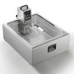 Гастроємності для апарату Softcooker Sirman S / s container GN 2/1 w / lid