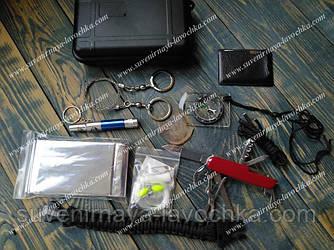 Набор для выживания 9 в 1 brand new survival kit