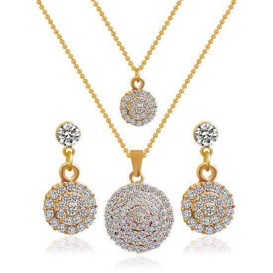 Ювелирные украшения из золота 585 пробы