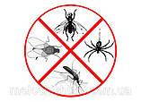 Москитная сетка от насекомых  Magic Mesh 210*100, без выбора цвета, фото 7