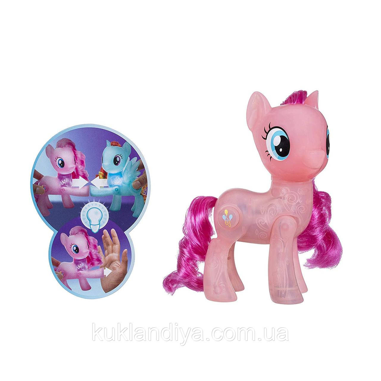 My Little Pony  Пинки Пай Светящиеся друзья 12 см.