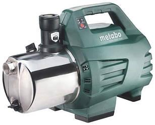 Автоматический поверхностный насос Metabo HWA 6000 Inox