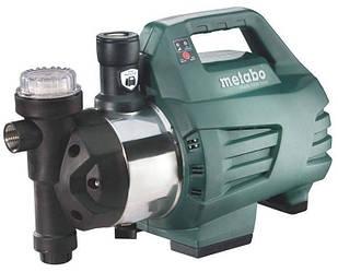 Автоматический поверхностный насос Metabo HWAI 4500 Inox