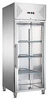 Морозильник 0,74мx0,83м - з 1-й скляною дверкою