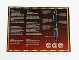 Набор ножей SWISS FAMILY c керамическим покрытием 6 предметов - 100% ЛУЧШАЯ ЦЕНА, фото 2