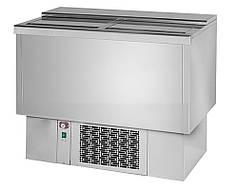 Холодильна камера для напоїв 200 літрів (нержавіюча сталь) FKI200E
