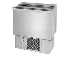 Холодильна камера для напоїв 135 літрів (нержавіюча сталь) FKI135E