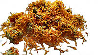 Цветки Календулы лекарственной 100 грамм (Calendula officinalis)
