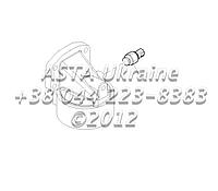 Трубопроводы и соединения, двигателя 1104C-44Т, RG38101 Г1-20-4
