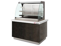 Вітрина холодильна 1,4 м BVI1000-KV3