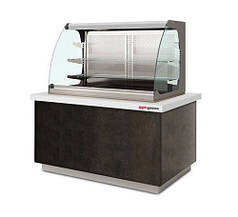 Вітрина холодильна 1,7 м BVI1000-KV4