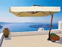 Зонт консольный для кафе Rivera Lusso (Италия!) 2*3.