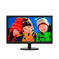 Монітор 21.5'' Philips 223V5LSB/00 Black (223V5LSB/00)