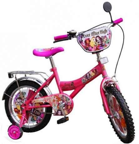 """Детский велосипед  """"Ever After High"""" 18""""  151801"""