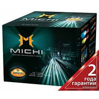 Биксенон H4 MICHI 5000K