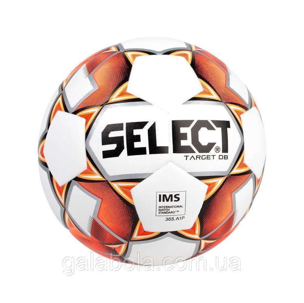 М'яч футбольний SELECT TARGET DB (розмір 5)