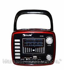 Бумбокс,Портативное радио MP3 GOLON RX-6669,USB слот, SD картридер!Лучший подарок, фото 3