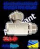 """Кран радиаторный PPR (латунный шар) 20х1/2"""" прямой"""