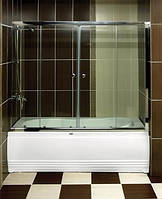 Душевые шторки на ванну (душевые шторки, раздвижные)