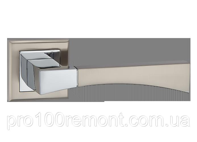 Ручка дверная на розетке МВМ TIA Z-1257