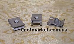Монтажная металлическая пластина универсальная много моделей Alfa Romeo. ОЕМ: 694383, 7703046034, 949921