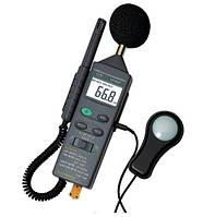 Шумомер (люксметр/термогигрометр/термометр) (4 в 1) CEM DT-8820