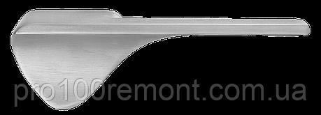 Ручка дверная на розетке МВМ Z-1500 MA матовый антрацит, фото 2