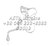 Фильтра к ТНВД трубка, двигатель 1104C-44Т, RG38101 Г1-22-2