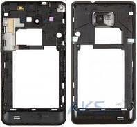 Средняя часть корпуса Samsung i9100 Galaxy S2 Black